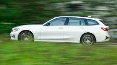BMW 320d Touring: la prova su strada
