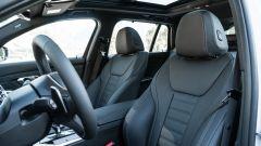 BMW 320d Touring Sport: gli interni