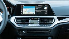 BMW 320d Touring Sport: l'infotainment