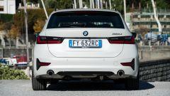 BMW 320d Touring Sport: vista posteriore