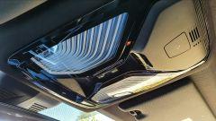 BMW 330e Sport 2020, la plafoniera