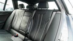 BMW 520d xDrive Touring, i sedili posteriori