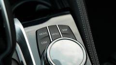 BMW 520d xDrive Touring, la manopola dell'iDrive