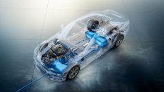BMW 530e: la prima ibrida che si ricarica senza fili - Immagine: 3