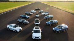 BMW, 92 modelli elettrificati già in gamma