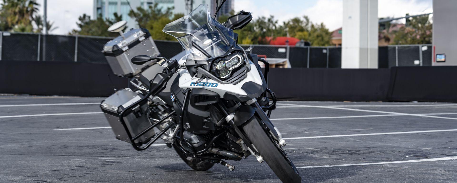 BMW a guida autonoma al CES 2019