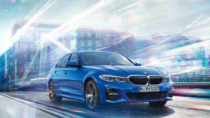 BMW, accessori da scaricare via internet