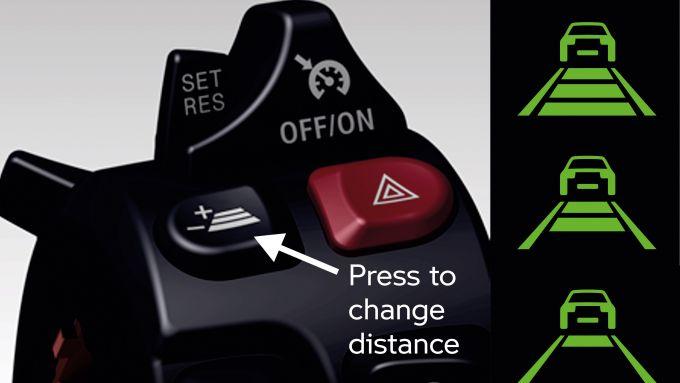 BMW Adaptive Cruise Control