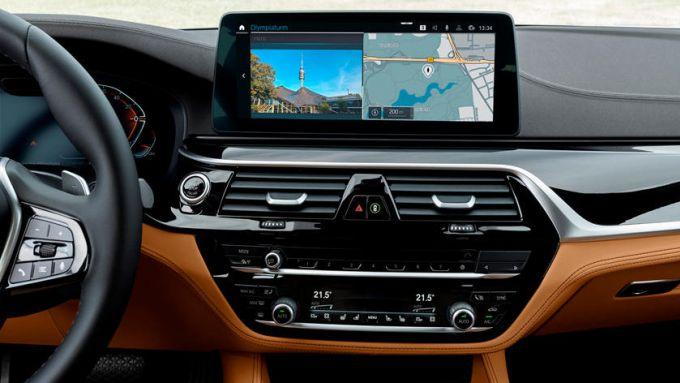 BMW, aggiornamenti per il sistema operativo