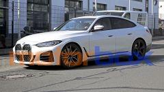 BMW Alpina B4 Gran Coupé 2022: motori, allestimenti, foto spia