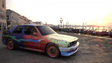 BMW Art Car: le auto di BMW Art Car Collection in realtà aumentata