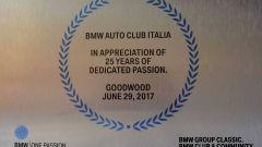 BMW Auto Club Italia: da Milano a Goodwood per le 25 candeline - Immagine: 3
