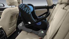 Bmw Baby Seat Group 0+: seduta rivolta all'indietro, studiato per bambini fino all'età di circa 15 mesi