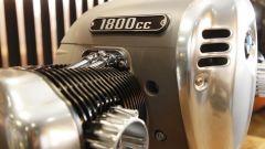 BMW boxer 1.800: il lato destro visto da vicino