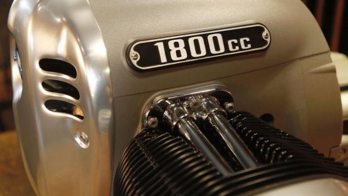 BMW Boxer 1.800: il motore visto da vicino