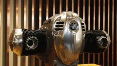 BMW boxer 1.800: svelati i segreti del bicilindrico tedesco