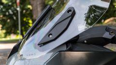 BMW C 400 GT 2019: il parabrezza