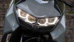 BMW C 400 GT 2019: le luci a LED
