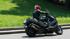 BMW C 400 GT, il test ride