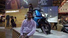 BMW C 400 X: il nuovo scooter medio a EICMA 2017 [VIDEO] - Immagine: 1