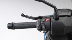 BMW C 400 X: i comandi al manubrio