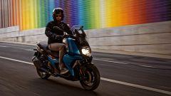 BMW C 400 X: il nuovo scooter di media cilindrata presentato a EICMA 2017