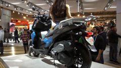 BMW C 400 X: il nuovo scooter medio a EICMA 2017