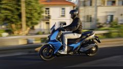 BMW C 400 X: il nuovo scooter medio monocilindrico
