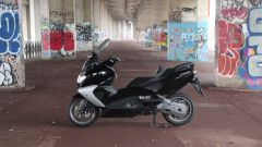 BMW C 650 GT 2016, statica laterale