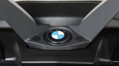 BMW C 650 GT 2016, stemma posteriore