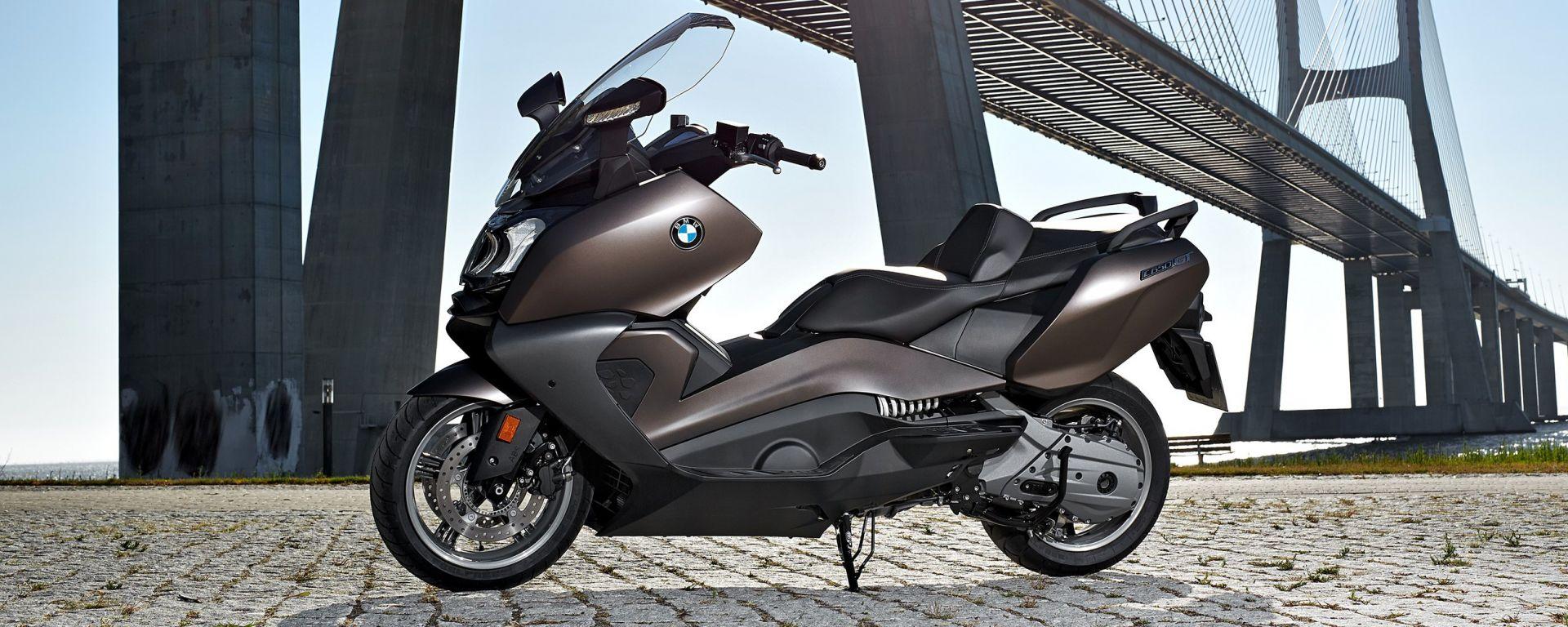 BMW C 650 GT 2016