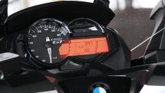 BMW C 650 GT, gli strumenti