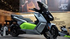 BMW C Evolution 2016