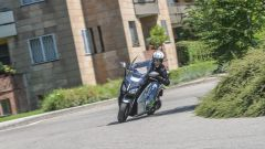 BMW C Evolution Long Range: la prova su strada