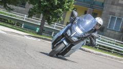 BMW C Evolution Long Range: vista frontale
