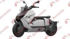 BMW CE 04: dopo il concept arrivano i documenti a confermare lo scooter elettrico