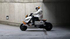 BMW CE 04: il concept dello scooter