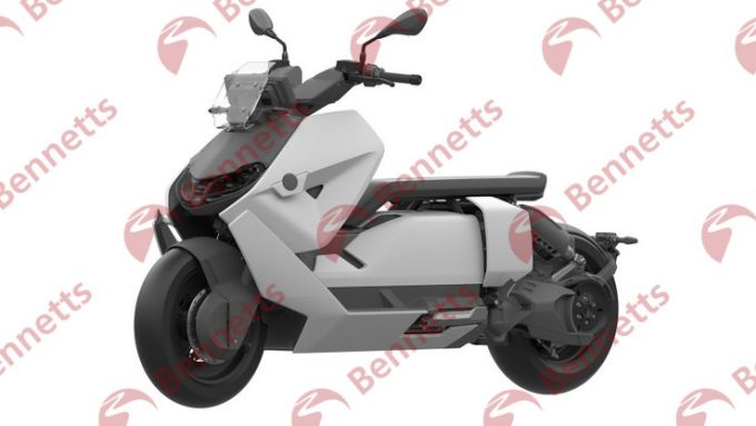 BMW CE 04: lo scooter elettrico è in arrivo