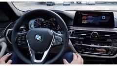 BMW: con la guida autonoma cambierà anche il concetto di volante?