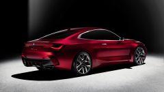 BMW Concept 4: a Francoforte la futura BMW Serie 4 2021