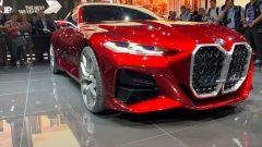 Bmw Concept 4 al Salone di Francoforte 2019. 3/4 anteriore