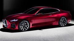 BMW Concept 4 anticipa la futura BMW Serie 4 coupé