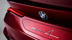 BMW Concept 4: dettaglio del posteriore