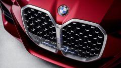BMW Concept 4: il doppio rene ha una griglia molto caratteristica