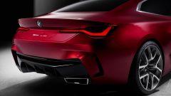 BMW Concept 4: la coda sfuggente