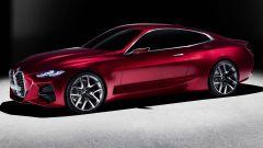 BMW Concept 4, studio di stile che anticipa nuova Serie 4