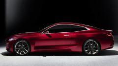 BMW Concept 4: vista laterale