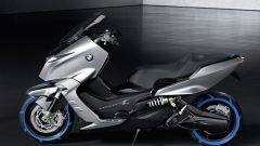 Bmw Scooter Concept C  - Immagine: 3