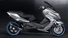 Bmw Scooter Concept C  - Immagine: 9