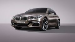 BMW Concept Compact Sedan - Immagine: 8